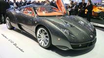 Spyker C12 Zagato at Geneva Motor Show