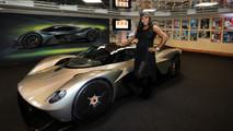 Sosyal medyada Aston Martin Valkyrie