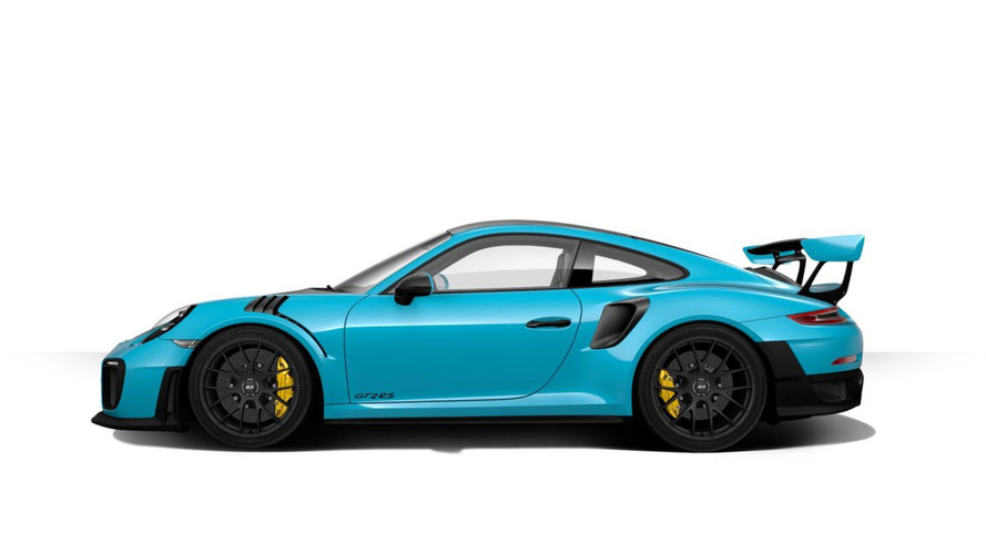Most Expensive 2018 Porsche 911 GT2 RS Costs $359,670