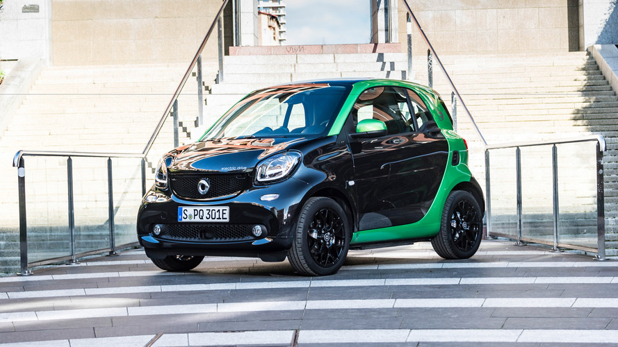 Essai Smart Fortwo Electricdrive - La plus aboutie !