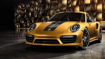 Porsche 911 Turbo S Exclusive Series 2017