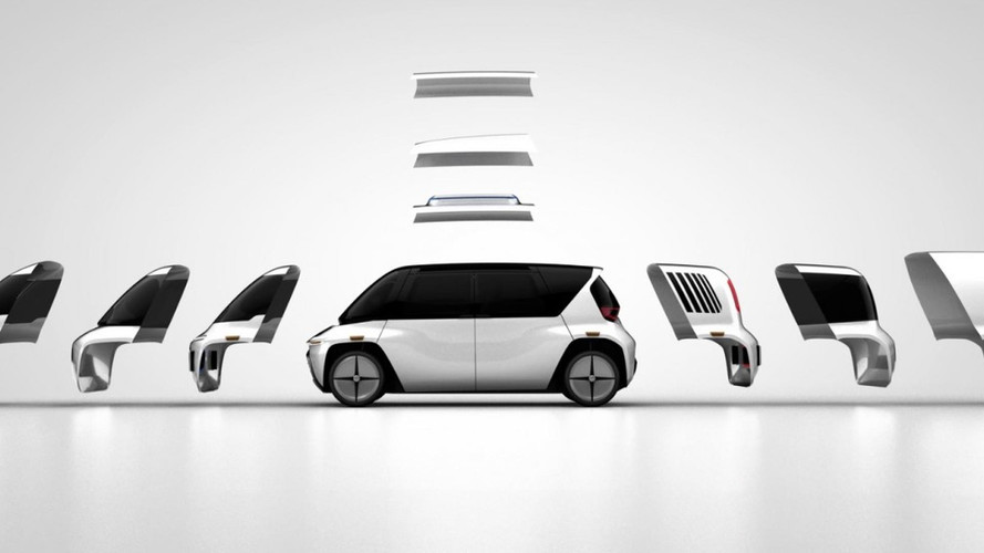 First Open-Sourced, Modular Self-Driving EV Debuts