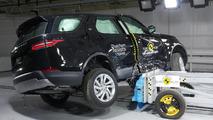 Euro NCAP 2017 safety tests