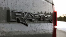 2017 Ford F-150 Raptor towing a 1984 Mercedes-Benz 300TD Wagon