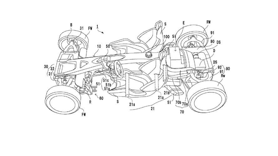 Honda Project 2&4 concept has a future, patent filing suggests