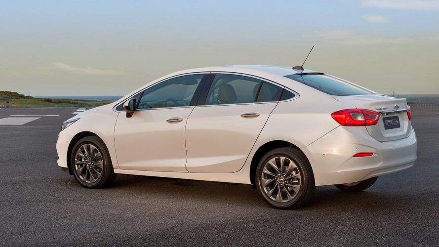 Chevrolet Cruze terá produção paralisada por uma semana na Argentina