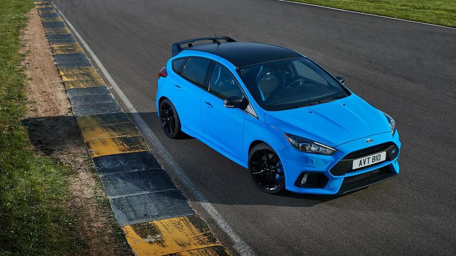 Ford Focus RS'in Avrupa versiyonuna Option Pack geldi
