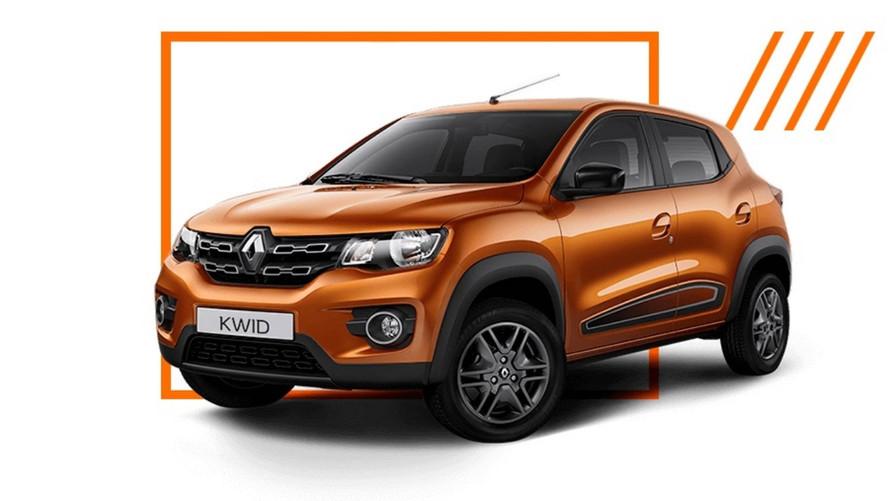 [ATUALIZADO] Renault Kwid terá motor 1.0 com 82 cv; confira primeiras fotos