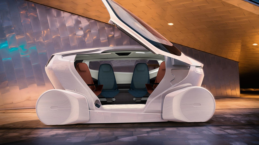 NEVS InMotion Concept Is A Self-Driving Room