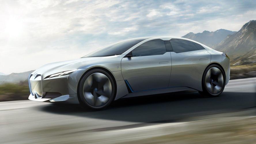Az új 4-es sorozat Gran Coupé lesz a BMW következő elektromos autója