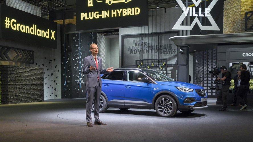 Opel Grandland X To Become Brand's First PHEV