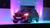 Renault Captur Inde