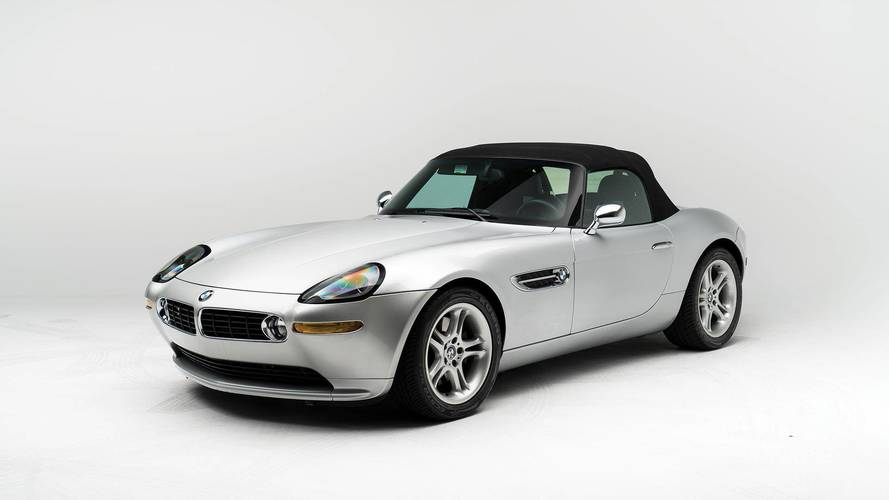 une bmw z8 ex steve jobs mise en vente. Black Bedroom Furniture Sets. Home Design Ideas