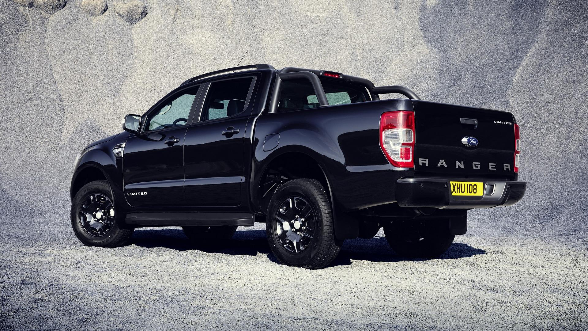 Ford Ranger In Usa >> Ford Ranger Black Edition To Debut At Frankfurt