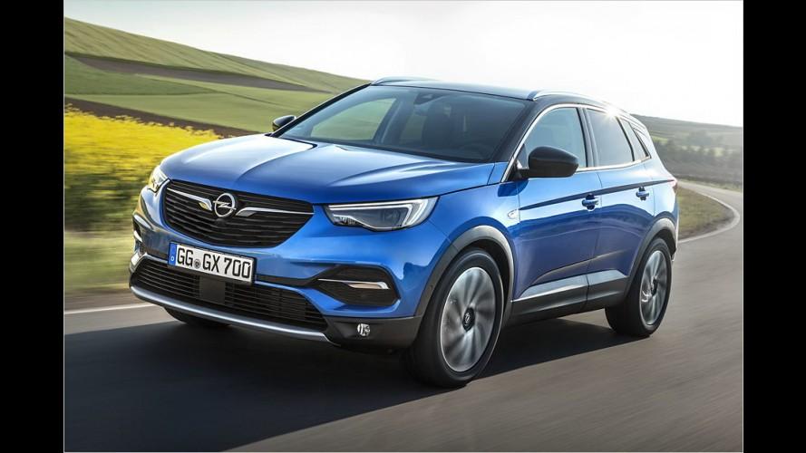 Im Test: Opel Grandland X