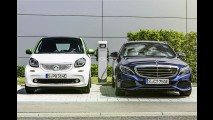 Mercedes plant die Zukunft