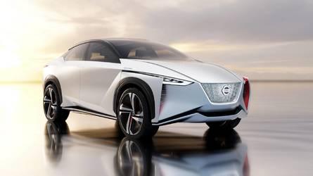 Nissan IMx konsepti güçlü motoruyla tanıtıldı