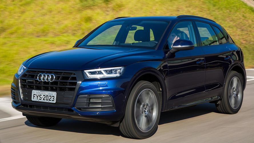 Primeiras impressões Audi Q5 - Seguindo a família