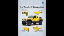 Kit Mopar JK-8 per Jeep Wrangler