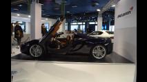 Motor Show 2012: McLaren MP4-12C Spider vs le italiane