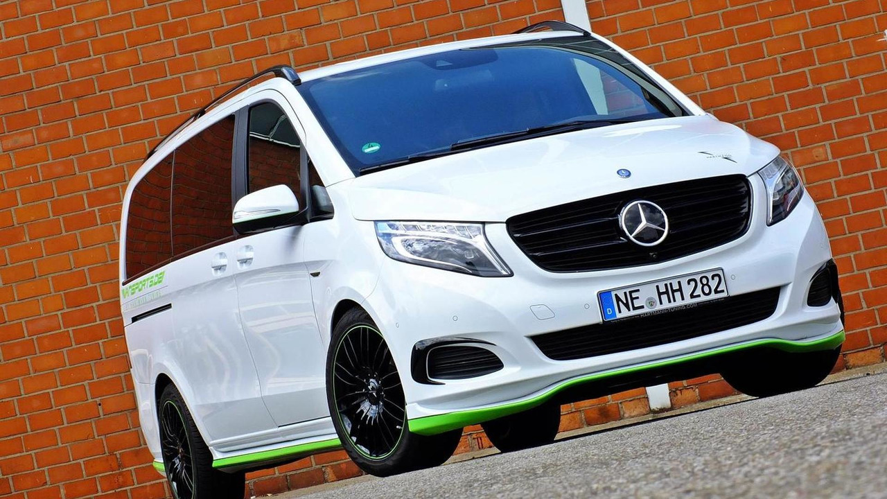 Mercedes-Benz V250 by Hartmann Tuning