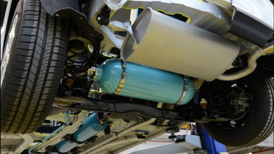 Ibrida ad aria, un'idea di PSA Peugeot Citroen