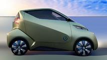 Nissan PIVO 3 Concept 30.11.2011