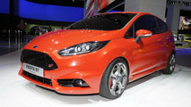 Ford Fiesta ST concept unveiled in Frankfurt