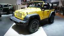 Jeep Wrangler Rubicon Rocks Star at 2015 Geneva Motor Show