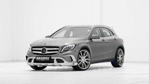 Brabus tricks out the Mercedes-Benz GLA
