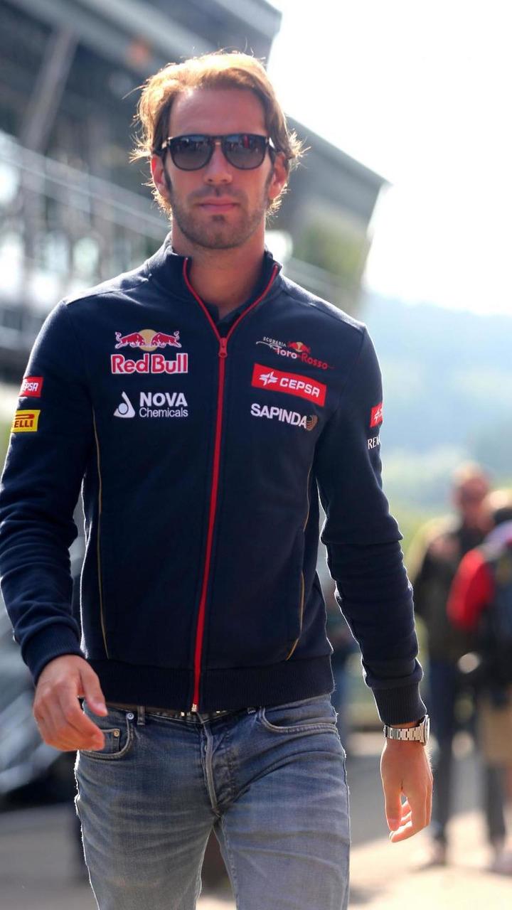 Jean-Eric Vergne (FRA), Scuderia Toro Rosso, 21.08.2014, Belgian Grand Prix, Spa Francorchamps / XPB