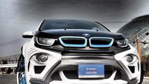 BMW EVo i3 by Eve Ryn