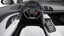 Audi R8 piloted driving concept
