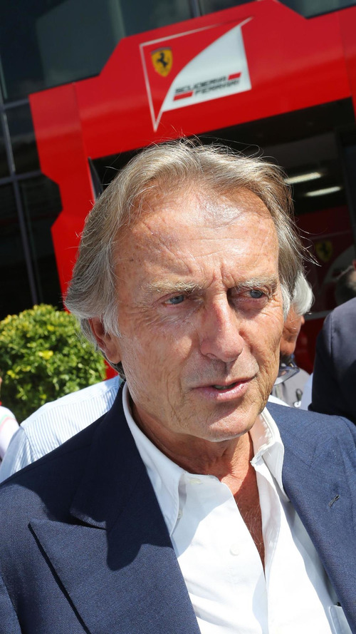 Montezemolo 'not pleased' about Ferrari exit