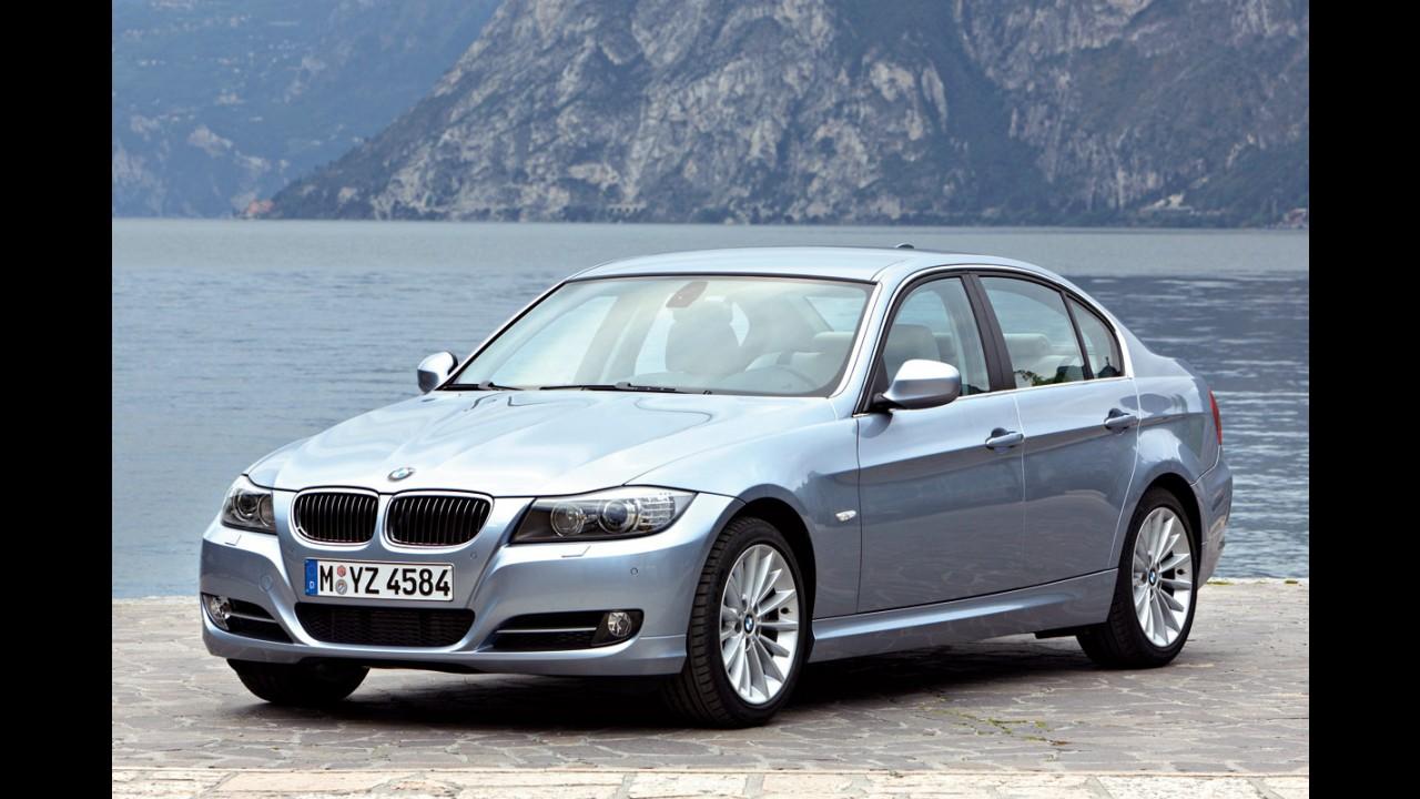 BMW anuncia recall para seis unidades do sedã Série 3 no Brasil