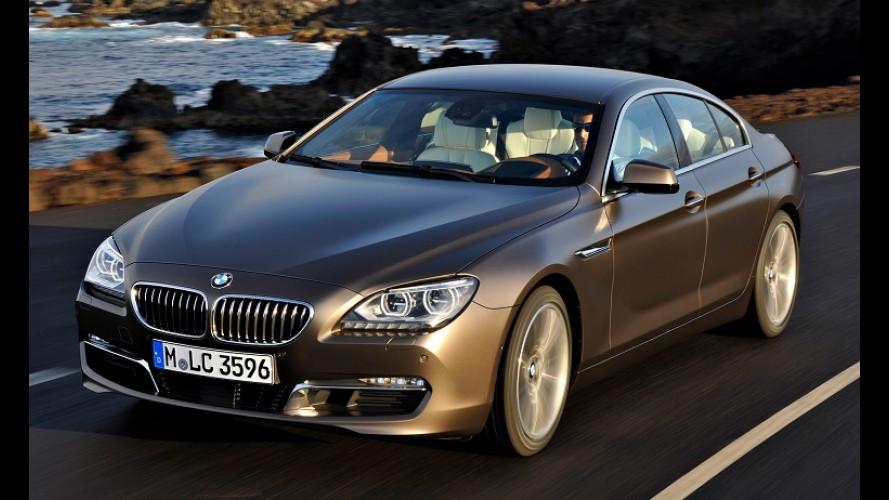 BMW 640i Gran Coupé 2015 chega ao Brasil por R$ 369.950