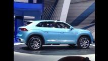 Salão de Detroit: Cross Coupe GTE antecipa crossover que é quase um X6 da VW