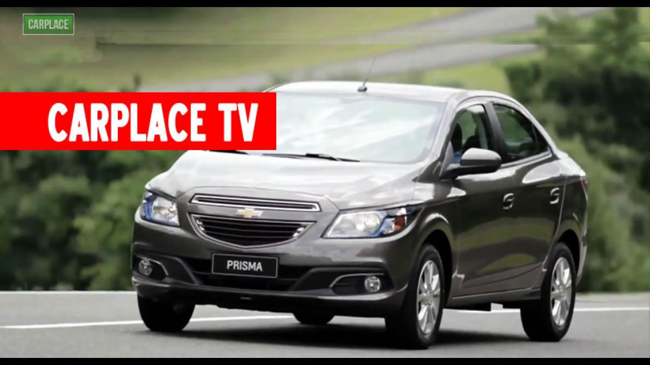 Vídeo: Novo Chevrolet Prisma no CARPLACE TV #17