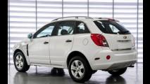 Chevrolet Captiva 2014 chega somente com motor 2.4 por R$ 98.990