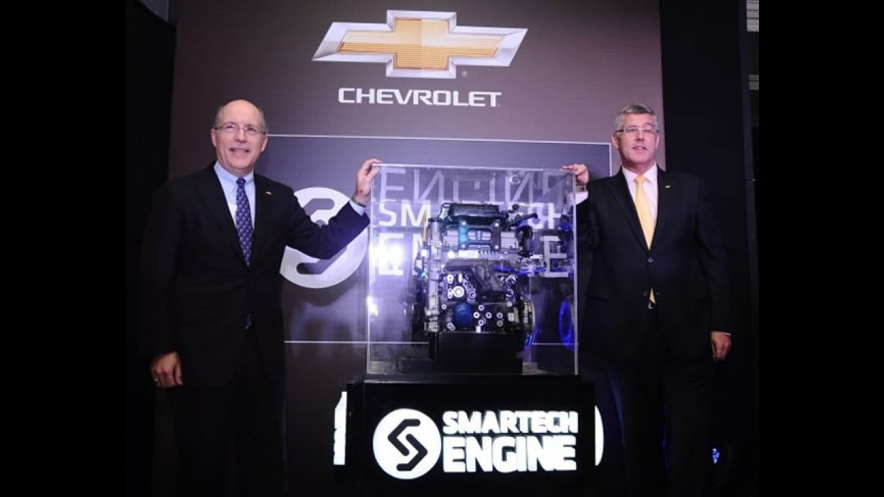General Motors lança novo motor compacto Smart - Tech  na Índia