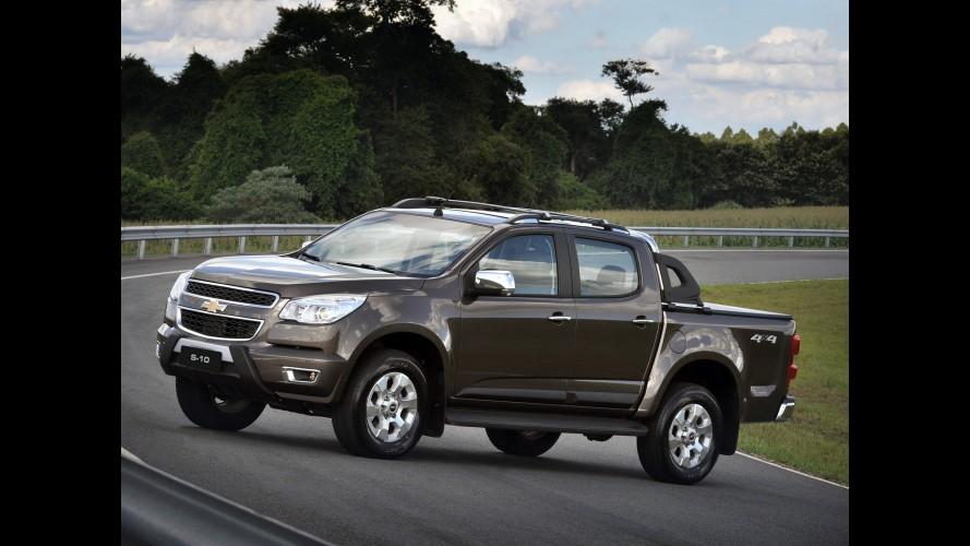 Chevrolet S10 e Trailblazer 2014 ganham motor diesel de 200 cv - confira os preços