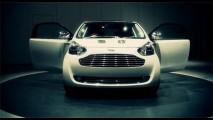 VÍDEO: Aston Martin inicia divulgação do compacto Cygnet