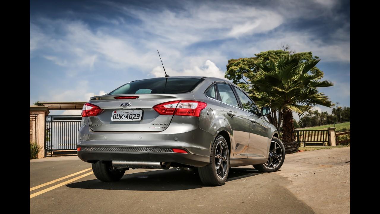 Focus fica mais caro e parte de R$ 64,4 mil; outros modelos também são reajustados