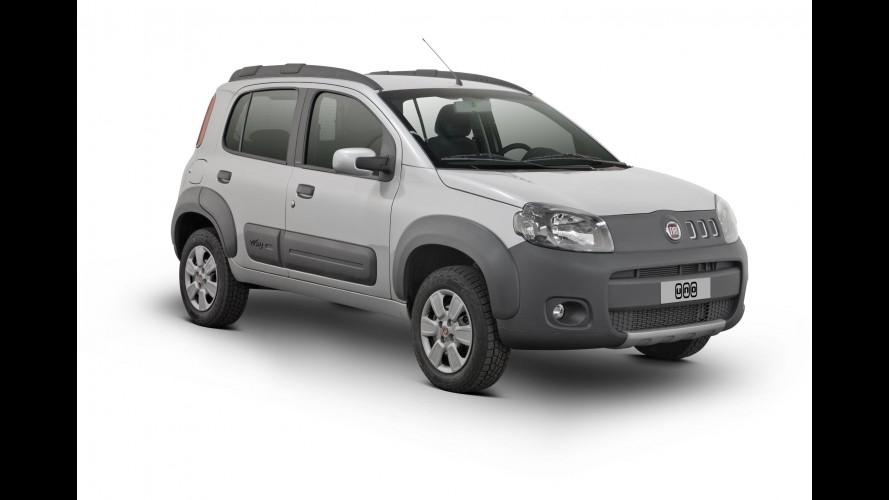 Fiat oficializa novos itens de série para os modelos Strada Working, Uno Way 1.0 e Uno 1.4 Economy