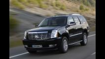 Grandalhão da Cadillac, SUV Escalade ganhará nova geração em 2014