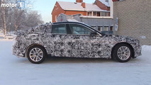 BMW 6 Series GT screenshot from spy video