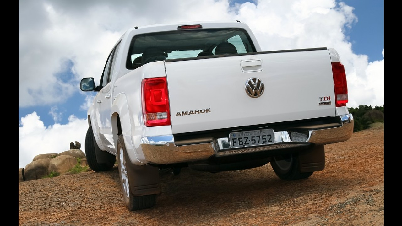 VW é multada em R$ 50 milhões no Brasil por fraude no motor TDI da Amarok