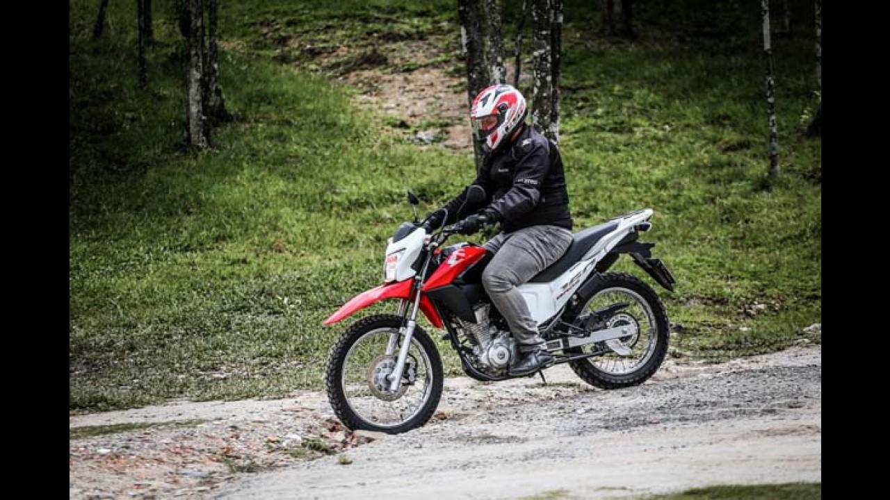 Motos: produção cresce em março, mas trimestre fecha em baixa