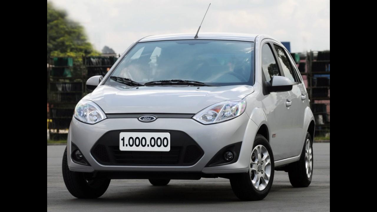Ford Fiesta comemora 40 anos de história com nova geração à vista