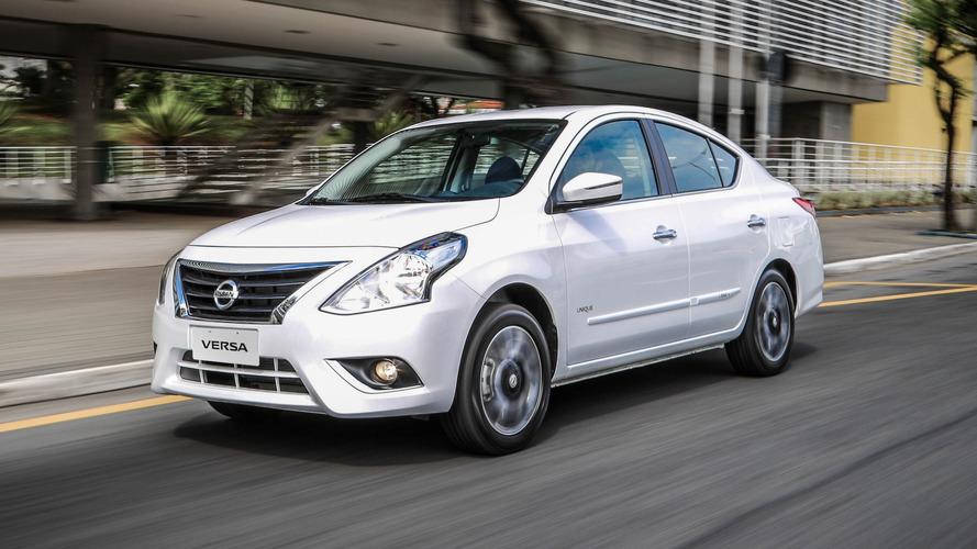 Nissan Versa chega aos 100 mil vendidos no Brasil